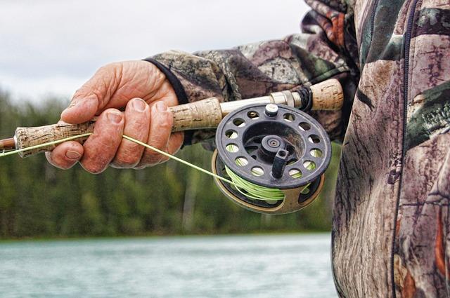 rybářská bunda