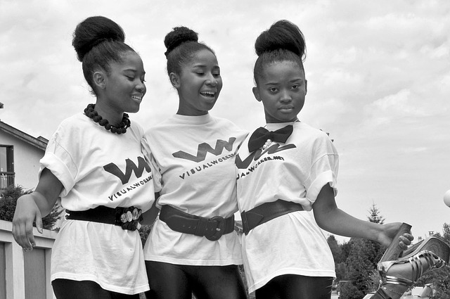 tři černošky