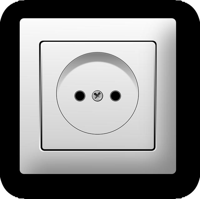 elektrická zásubka