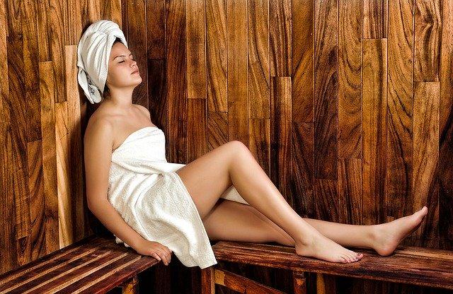 pobyt v sauně