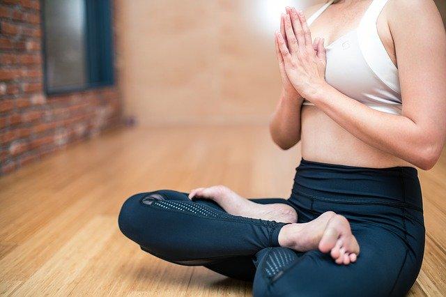 meditační cvičení