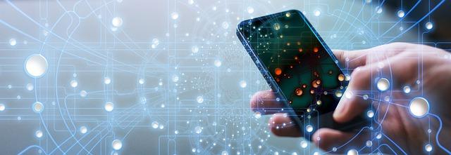 smartphone, ovládání